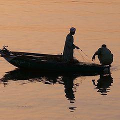 """фото """"Morning fishing"""""""