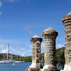 "фото ""Nelson's Dockyard"""