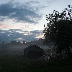 """фото """"Туманный вечер"""""""