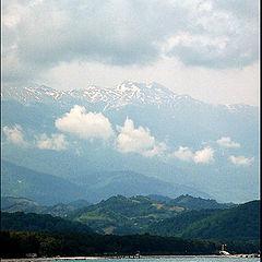 """album """"Caucasus"""""""