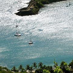 "фото ""Very Sunny English Harbour"""