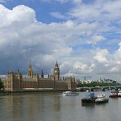 """фото """"Classic London scene"""""""