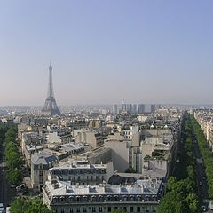 "фото ""Summer in Paris"""