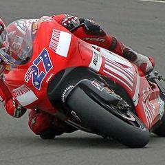 """photo """"Casey Stoner Moto GP"""""""