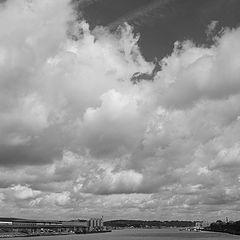 """фото """"Cloud study"""""""