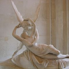 "фото ""Eros and Psyche"""