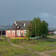 "фото ""Railway station of the twenty first century"""