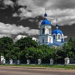 """фото """"Церковь в Ополье"""""""