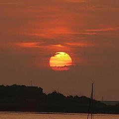 """фото """"Cloudy Sunrise"""""""