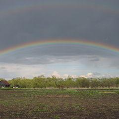 "photo ""Two rainbows"""