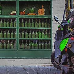 "photo ""Olive oil"""
