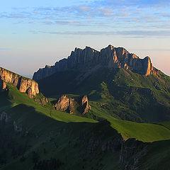 "photo ""Mountain of the God"""