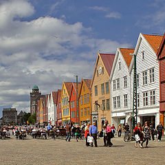 "photo ""Beautiful Bergen ."""