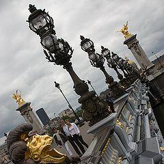 """фото """"Мост Александра III"""""""