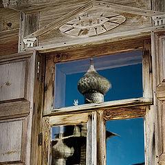 """фото """"Окно в прошлое..."""""""