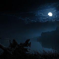 """фото """"Ночь индиго"""""""