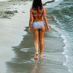 "photo ""A summer walk"""