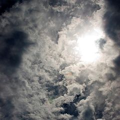 """фото """"Cloudy way"""""""