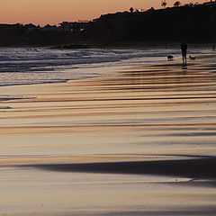 "photo ""Conil sunset"""