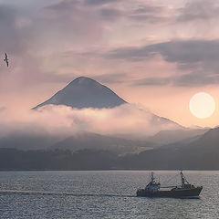 """фото """"Утренняя рыбалка"""""""