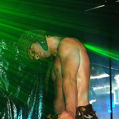 "photo ""emerald ray dancer2"""
