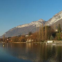 """фото """"Lake in Autumn"""""""
