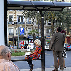 """фото """"L'attesa"""""""