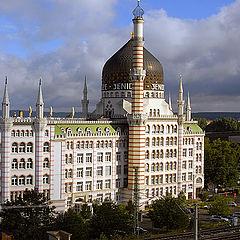 """фото """"Yenidze Building, Another View"""""""