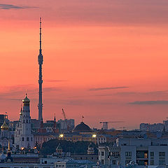 "photo ""Gold-domed Moscow"""