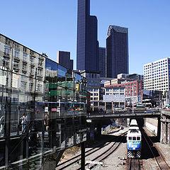 """фото """"Seattle Prespective"""""""