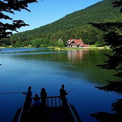 "фото ""Golcuk Lake"""