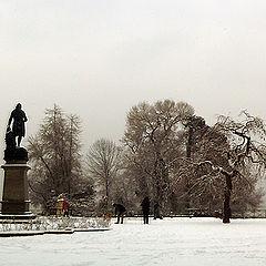 "фото ""Winter Scene"""