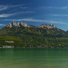 "фото ""Lake panoramic"""