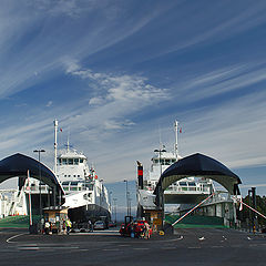 "photo ""Ferry point"""