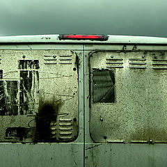 """photo """"The Back of a Van"""""""