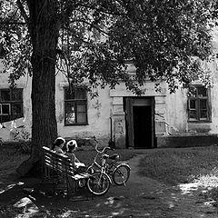 "фото ""Уфимский дворик"""