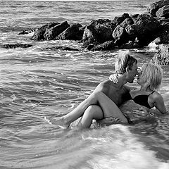"photo ""Морской прибой"""