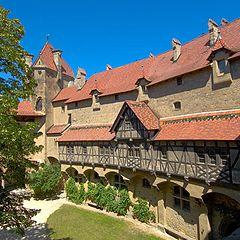 """фото """"castle in lower austria"""""""