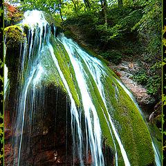 """фото """"Водопад Джур-Джур"""""""
