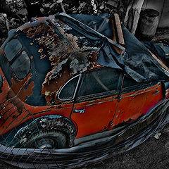 "photo ""Old BMW"""