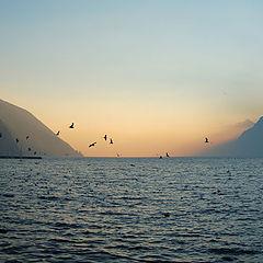 "фотоальбом ""Garda Lake"""