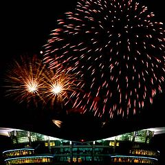 "фото ""fireworks"""