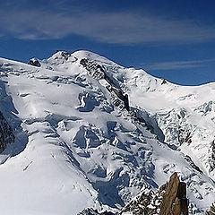 "photo ""Mt Blanc"""