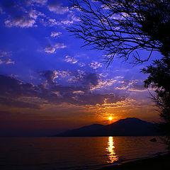 """фото """"Greek sunrise"""""""