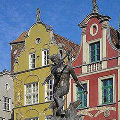 """фото """"Old Gdansk"""""""