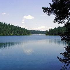 "photo ""Glacier lake"""