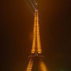 """photo """"Smoky Paris"""""""