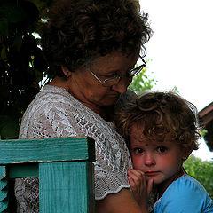 """фото """"Бабушка"""""""