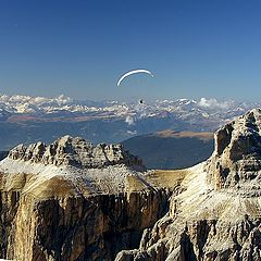 "фото ""The Paraglider"""