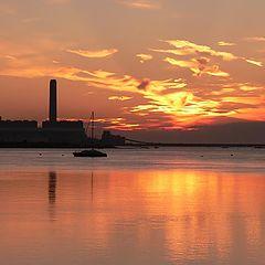 """photo """"September sunrise"""""""